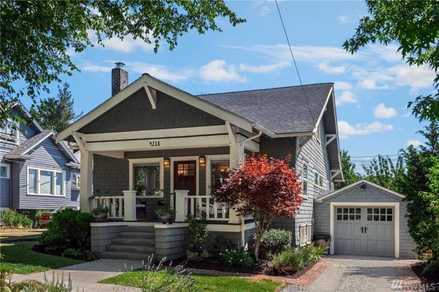 4218 2nd Ave NE, Seattle, WA 98105 (#1319195) :: Keller Williams - Shook Home Group