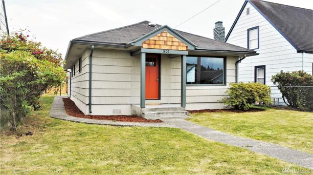 1409 Bay Ave, Aberdeen, WA 98520 (#1319492) :: Homes on the Sound
