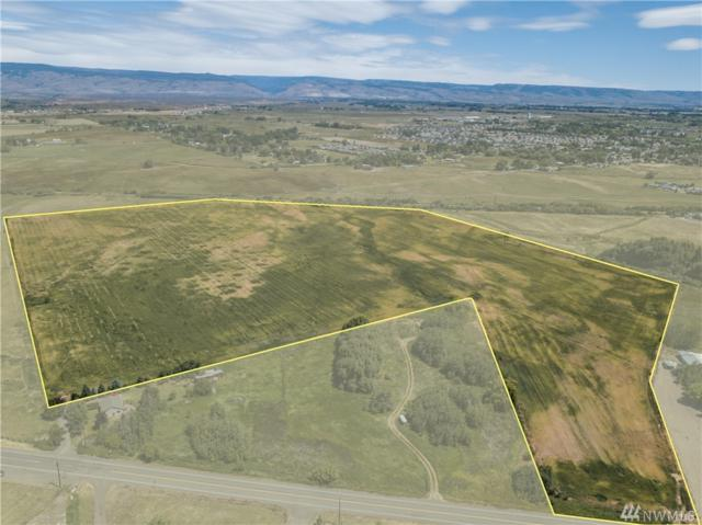 1-XXX W Dry Creek Rd, Ellensburg, WA 98926 (#1319627) :: Real Estate Solutions Group