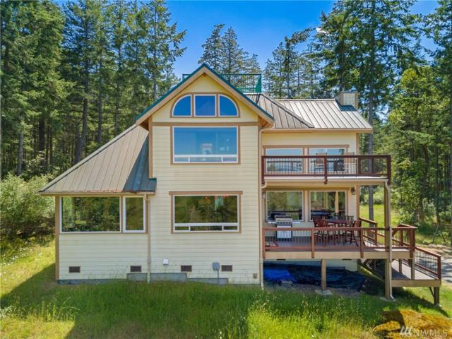 186 Highlands Dr, San Juan Island, WA 98250 (#1320047) :: Kimberly Gartland Group