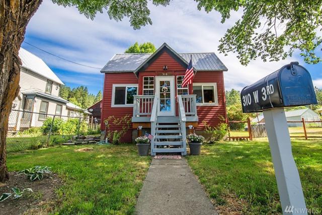 310 W 3rd St, Cle Elum, WA 98922 (#1320255) :: Keller Williams Realty Greater Seattle