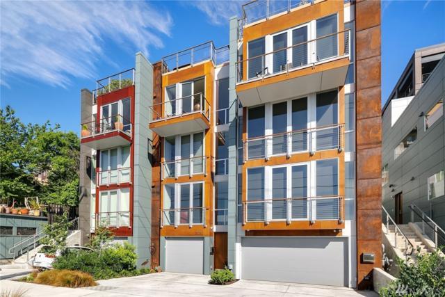 2838 Fairview Ave E, Seattle, WA 98102 (#1320376) :: Keller Williams Realty Greater Seattle