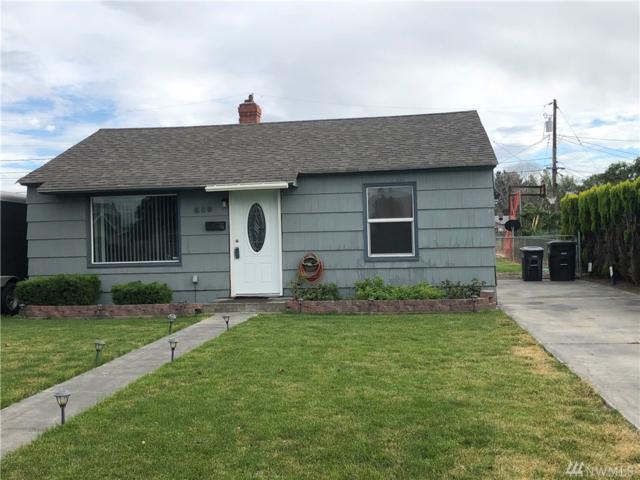 319 W Ridge Rd, Moses Lake, WA 98837 (#1320601) :: Homes on the Sound