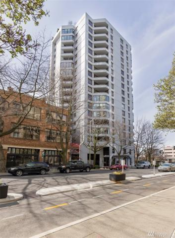 2621 2nd Ave #1105, Seattle, WA 98121 (#1321133) :: Icon Real Estate Group