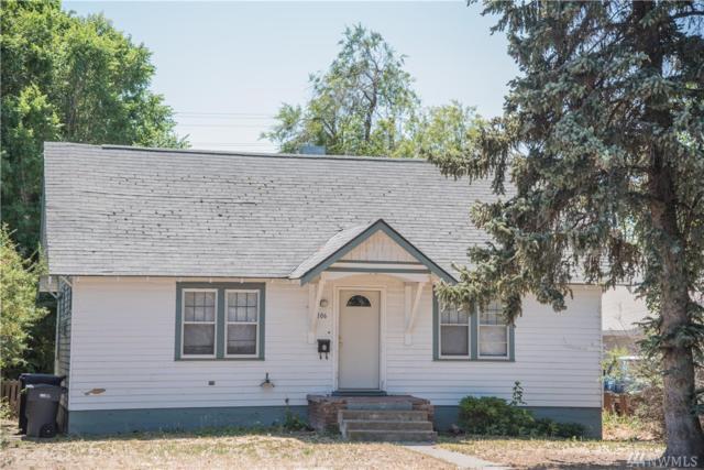 106 E 11th Ave, Ellensburg, WA 98926 (#1321146) :: The Vija Group - Keller Williams Realty