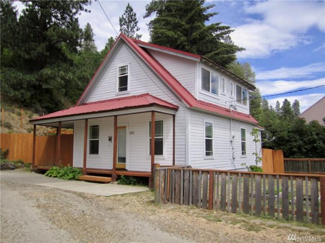 102 E 4th St, Cle Elum, WA 98922 (#1322191) :: Keller Williams Realty Greater Seattle