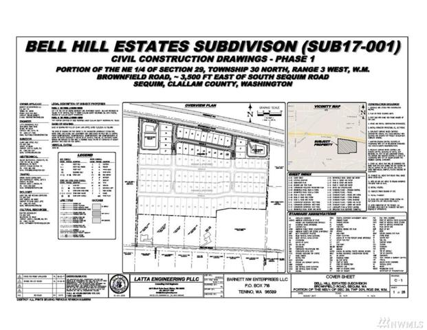 0-XXXX Brownfield Rd, Sequim, WA 98382 (#1322459) :: Crutcher Dennis - My Puget Sound Homes