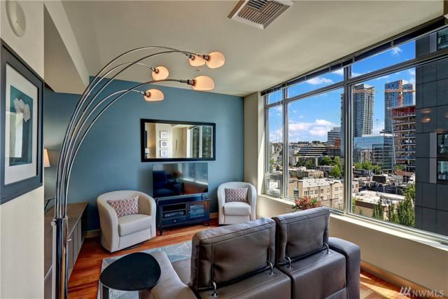 910 Lenora St S1404, Seattle, WA 98121 (#1322589) :: Beach & Blvd Real Estate Group