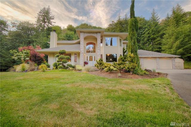 409 Twin Lakes Dr, Longview, WA 98632 (#1322883) :: Keller Williams Realty Greater Seattle