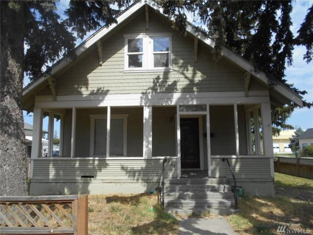 302 W 2nd Ave, Ritzville, WA 99169 (#1323174) :: Keller Williams Everett
