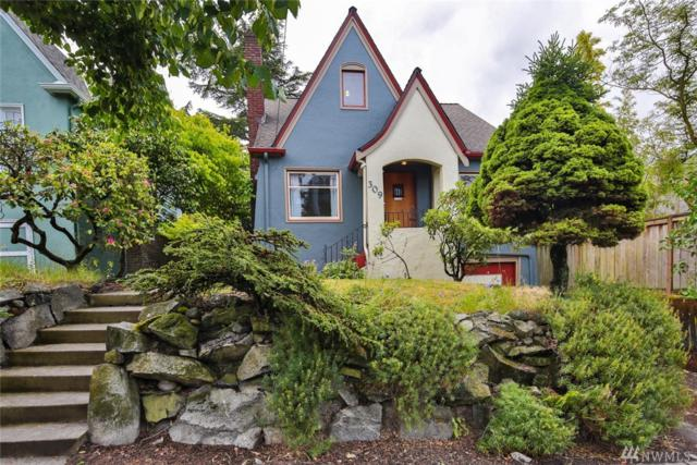 309 N 46th St, Seattle, WA 98103 (#1323204) :: Icon Real Estate Group
