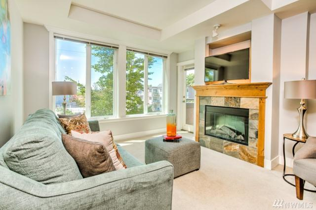 7720 Greenwood Ave N #301, Seattle, WA 98103 (#1323210) :: Icon Real Estate Group