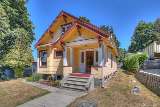 519 Sidney Ave, Port Orchard, WA 98366 (#1323483) :: Mike & Sandi Nelson Real Estate
