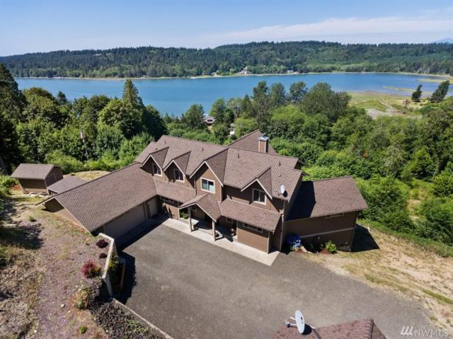2501 E State Route 302, Belfair, WA 98528 (#1323514) :: Keller Williams Realty Greater Seattle