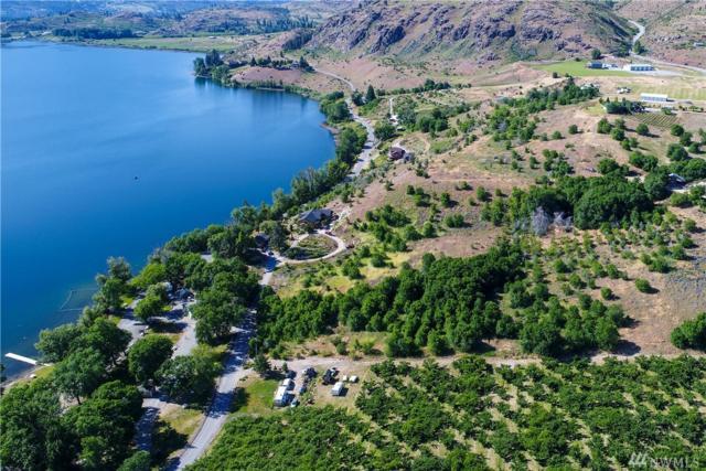 384 E Wapato Lake Rd., Manson, WA 98831 (#1323515) :: Keller Williams Realty Greater Seattle