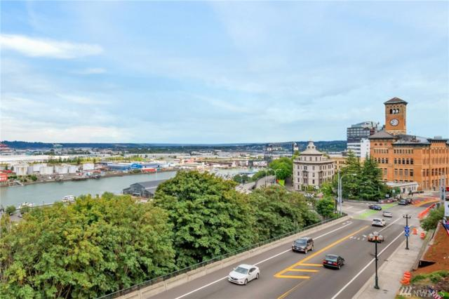 525 Broadway #404, Tacoma, WA 98402 (#1323636) :: Commencement Bay Brokers