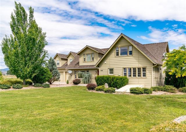 105 Nichols Rd, Omak, WA 98841 (#1323865) :: Brandon Nelson Partners