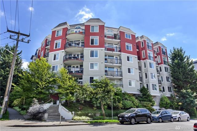 232 Belmont Ave E #507, Seattle, WA 98102 (#1324506) :: Beach & Blvd Real Estate Group