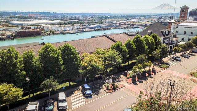 525 Broadway #203, Tacoma, WA 98402 (#1324692) :: Keller Williams Realty Greater Seattle