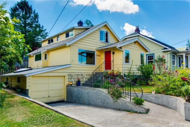 345 NW 82ND St, Seattle, WA 98117 (#1324862) :: Beach & Blvd Real Estate Group
