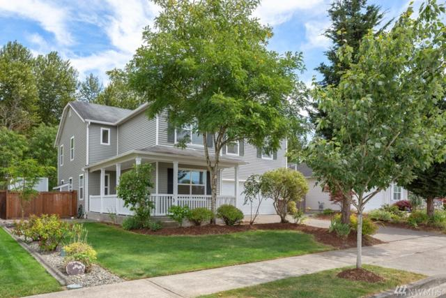 1010 Daffodil Ave NE, Orting, WA 98360 (#1324910) :: Keller Williams Realty Greater Seattle