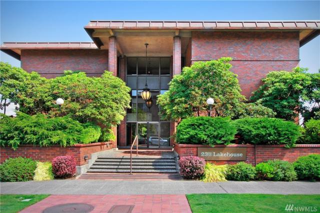 2330 43rd Avenue E 305B, Seattle, WA 98112 (#1325074) :: Keller Williams - Shook Home Group