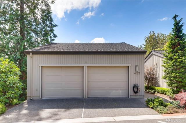 4523 102nd Lane NE, Kirkland, WA 98033 (#1325222) :: Canterwood Real Estate Team