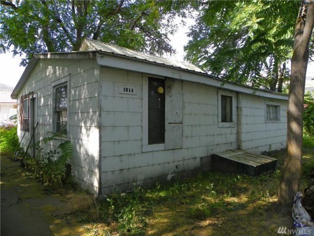 1814 Conklin St, Bridgeport, WA 98813 (#1325321) :: Keller Williams Realty Greater Seattle