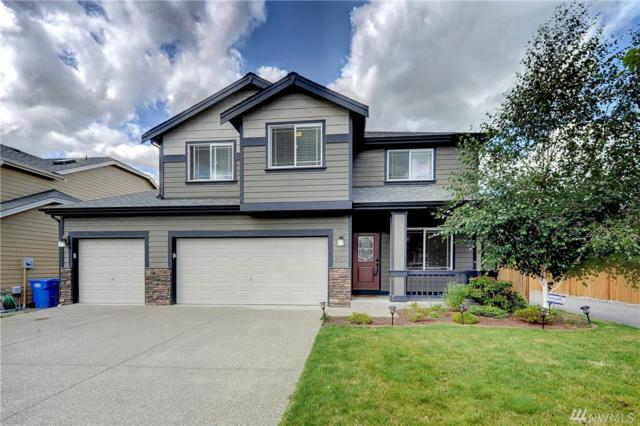 6719 207th St Ct E, Spanaway, WA 98387 (#1325356) :: Keller Williams - Shook Home Group