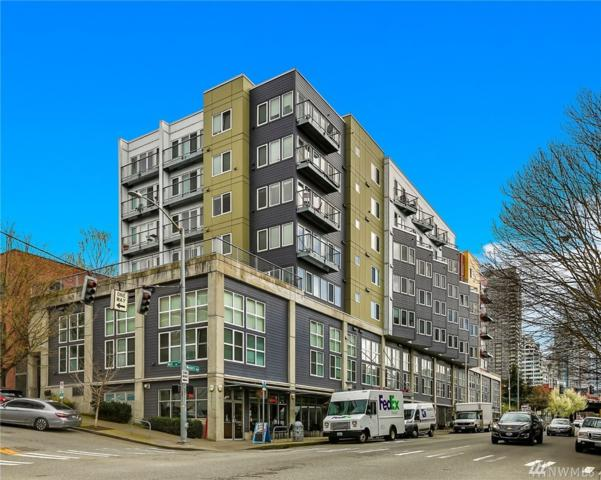 2440 Western Ave #211, Seattle, WA 98121 (#1325599) :: Icon Real Estate Group