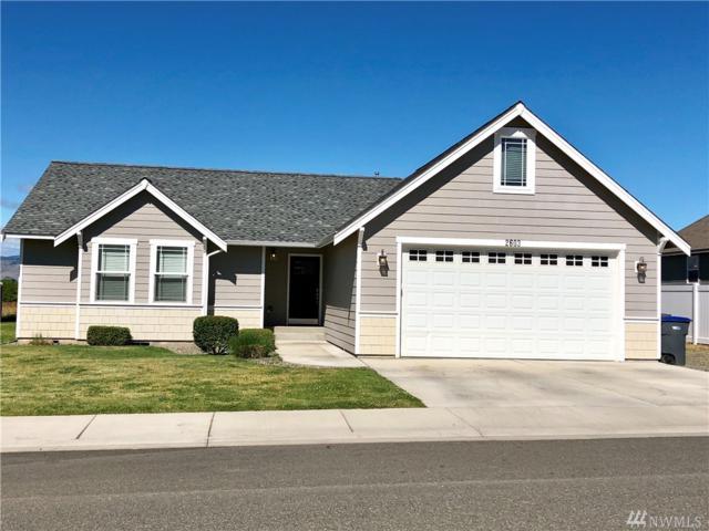 2603 N Columbia, Ellensburg, WA 98926 (#1325613) :: Coldwell Banker Kittitas Valley Realty