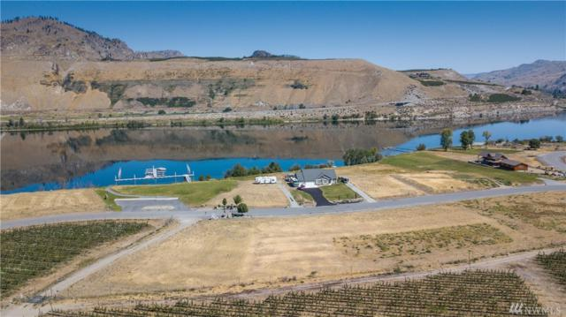 168 N Shore Dr, Orondo, WA 98843 (#1325966) :: Real Estate Solutions Group