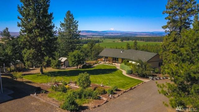 752 Pine Forest Rd, Goldendale, WA 98620 (#1326080) :: Homes on the Sound