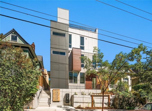 1112-A 13th Ave S, Seattle, WA 98122 (#1326595) :: Beach & Blvd Real Estate Group
