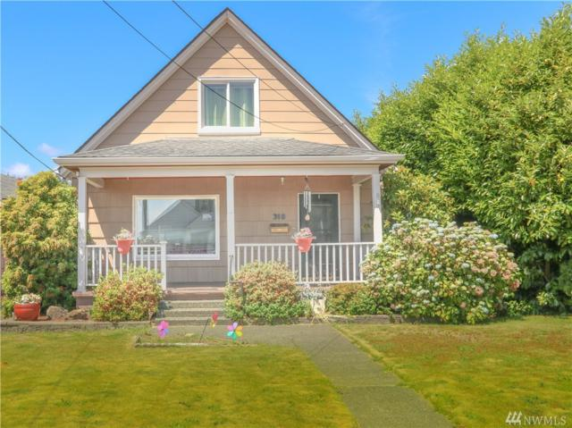 318 W 5th St, Aberdeen, WA 98520 (#1326748) :: Homes on the Sound