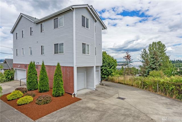 2913 S C St, Tacoma, WA 98402 (#1326818) :: The Vija Group - Keller Williams Realty