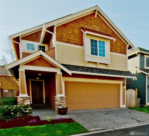 116 196th Place SW #19, Bothell, WA 98012 (#1327012) :: Chris Cross Real Estate Group