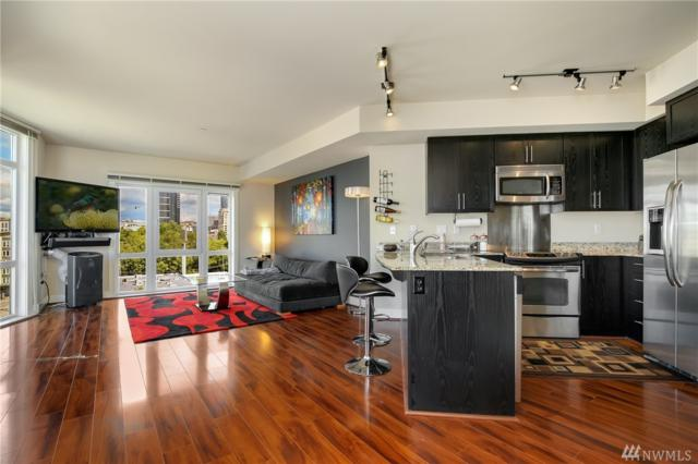 699 John St #502, Seattle, WA 98109 (#1327090) :: Beach & Blvd Real Estate Group