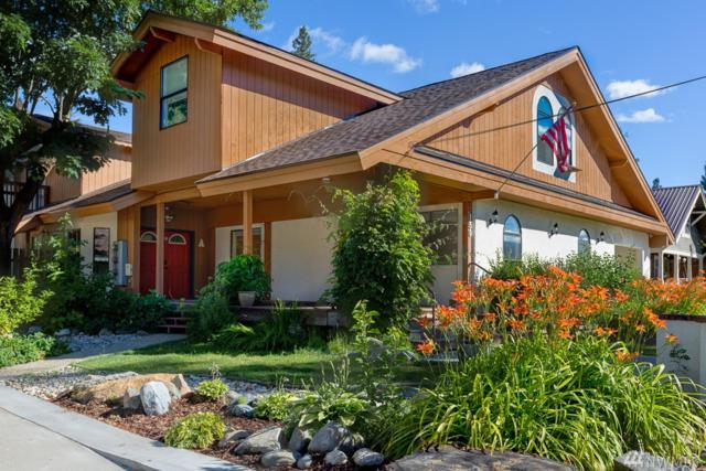 150 W Whitman St, Leavenworth, WA 98826 (#1327113) :: NW Home Experts