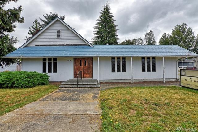 509 S Granite Ave, Granite Falls, WA 98252 (#1327178) :: Homes on the Sound