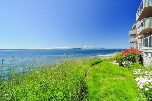 4163 Beach Dr SW #304, Seattle, WA 98116 (#1327181) :: Brandon Nelson Partners