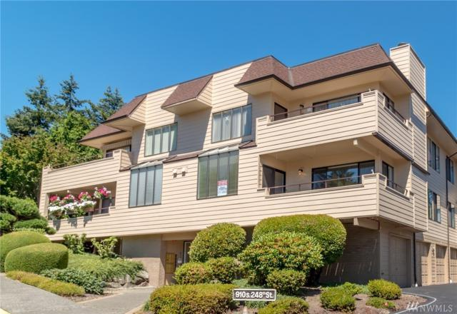 910 S 248th St #2, Des Moines, WA 98198 (#1327276) :: Icon Real Estate Group