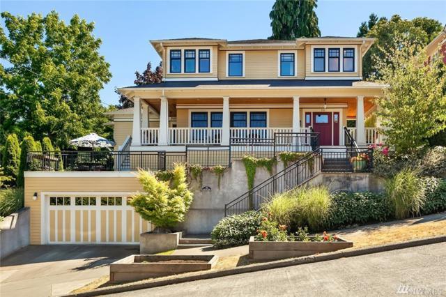 711 N 61st, Seattle, WA 98103 (#1327300) :: Icon Real Estate Group