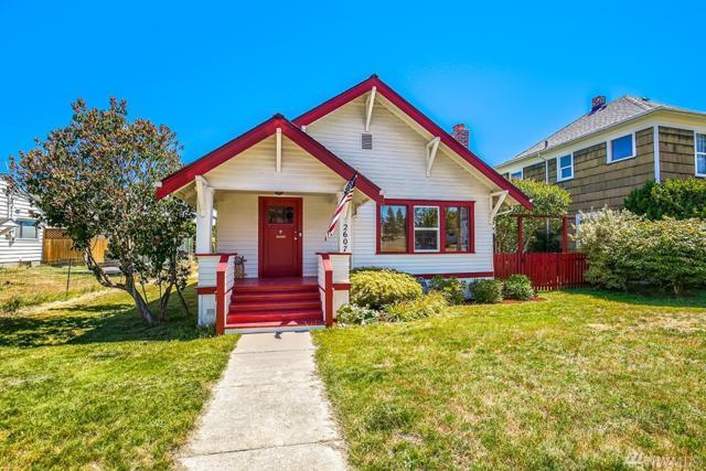 2607 Pine St, Everett, WA 98201 (#1327320) :: Ben Kinney Real Estate Team