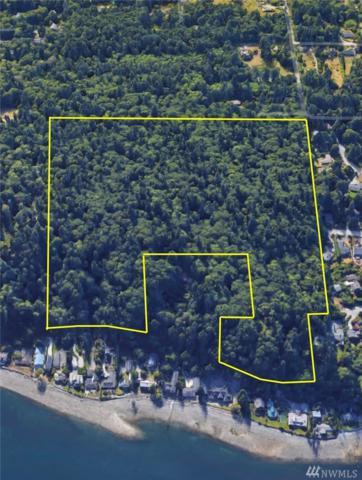 0-XXX NE Old Creosote Hill Rd, Bainbridge Island, WA 98110 (#1327356) :: Homes on the Sound