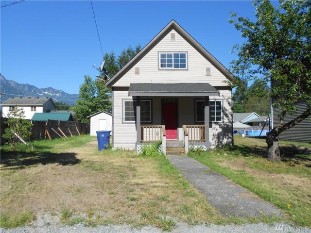 1105 Montague Ave, Darrington, WA 98241 (#1327442) :: Keller Williams Realty Greater Seattle