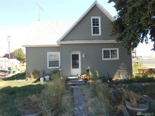 807 S Palouse St, Ritzville, WA 99169 (#1327537) :: Keller Williams Everett