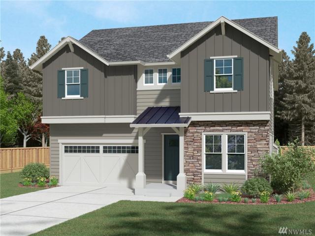 17390 NE 122nd (Homesite 9) St, Redmond, WA 98052 (#1327744) :: Keller Williams Realty Greater Seattle