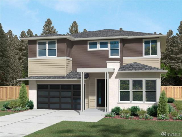 17448 NE 122nd (Homesite 14) St, Redmond, WA 98052 (#1328013) :: Keller Williams Realty Greater Seattle