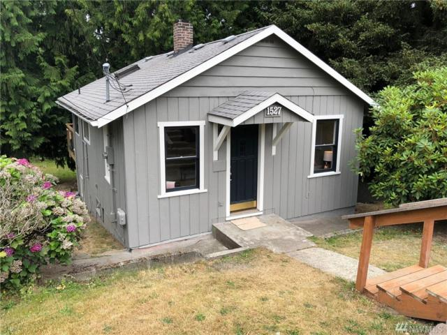 1527 Olympic Ave, Bremerton, WA 98312 (#1328043) :: Mike & Sandi Nelson Real Estate
